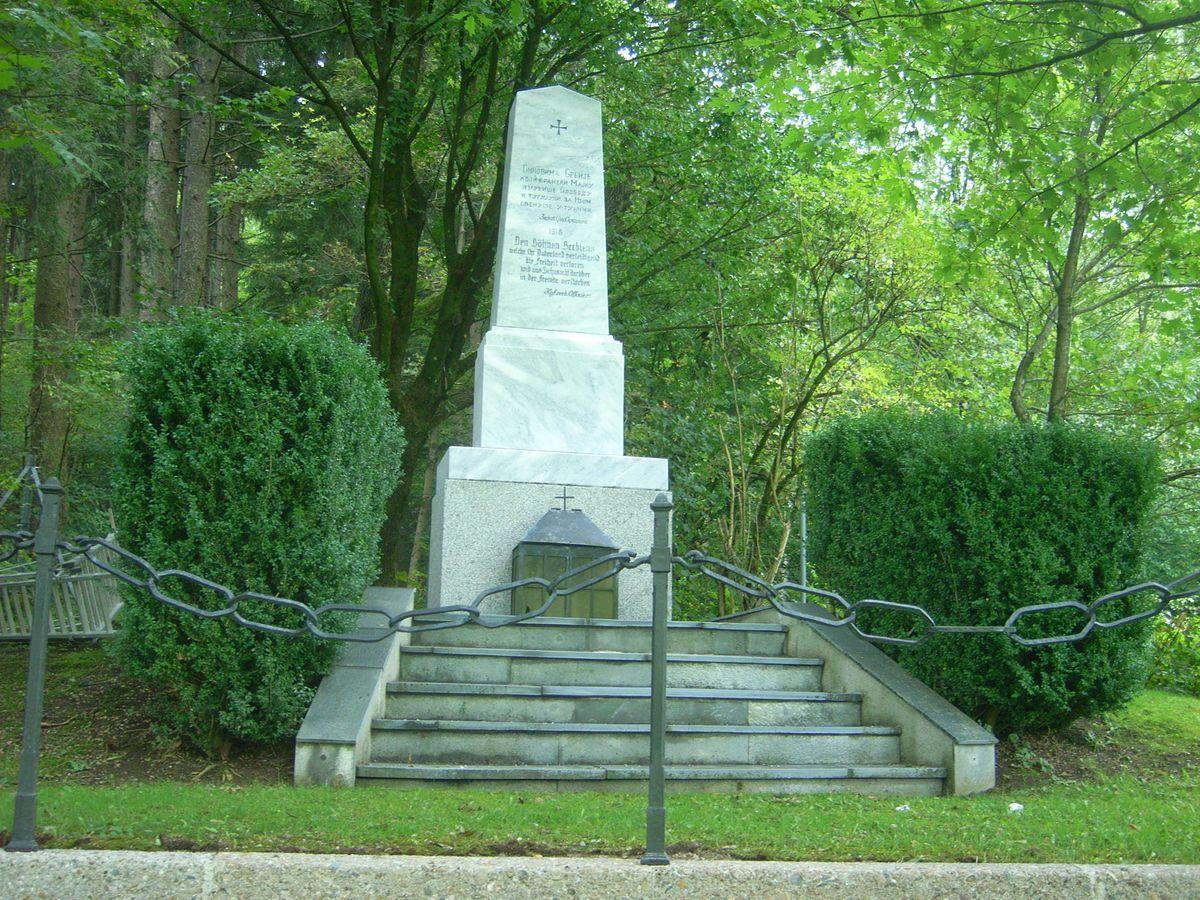 Lagerfriedhof Grödig